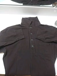 Men medium brown long sleeve