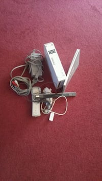 complete Wii console.