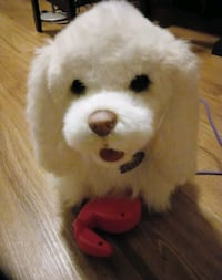 Gogo plush walking TOY, priced down!