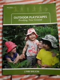 Outdoor Playscapes Breaking New Ground Textbook