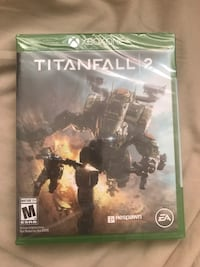 Titanfall 2 For Xbox 1 brand new still sealed