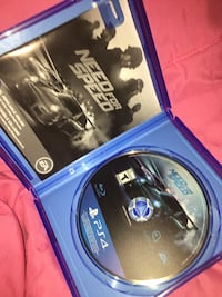Need for speed  ps4 Oakdale, 06370