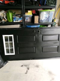 Black front door from our house Hanover, 17331