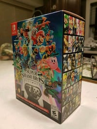 Smash Brothers Ultimate limited edition  Mississauga, L5B 2C9