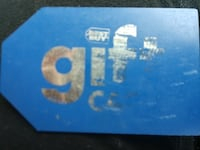 Best buy gift card  Shallowater, 79363