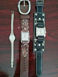 three silver-colored analog watches Los Angeles, 90022