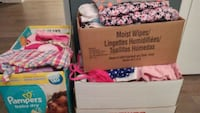 Gently used baby girl clothes Richmond Hill, L4S 2W6