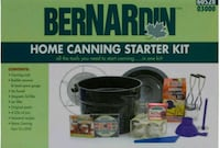 Canning Kit with Accessories  Mississauga, L5G 1J2