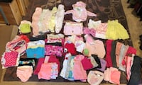 HUGE LOT OF BABYGIRL CLOTHES!! Rockville, 20853