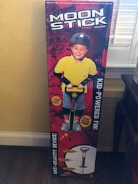 Pogo stick ages 8 & up  - NEW