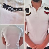 Polo homme Amiens, 80000
