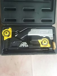 grey and black cordless power tool with case Portsmouth, 23707