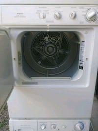 white front-load clothes washer Brandon Township, 48462