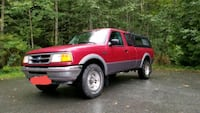 1995 Ford Ranger XLT Shawnigan Lake
