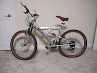 gray and black full-suspension bike Silver Spring, 20910