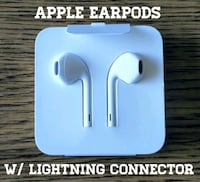 Genuine New Apple Headphones (Lightning connector) Arlington