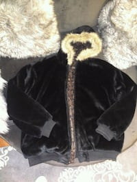 Karl Kani double sided fur winter jacket Cambridge, N1T 1K9