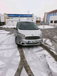 2014 Ford Tourneo Courier Journey 1.5 L TDCI 75PS  Topçu Oğlu Mahallesi