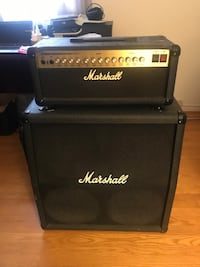 Marshall half stack amplifier JCM600 Potomac, 20854