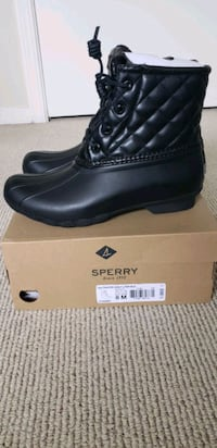 Brand New Sperry Boots San Francisco, 94132