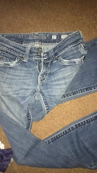 Miss me jeans size 27 Anderson, 46011