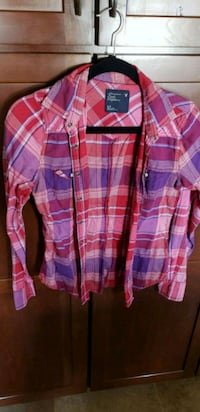 American Eagle flannel button down  Palmyra, 17078