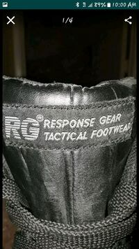 Response gear tactical footwear size 11 Fairfield, 94533
