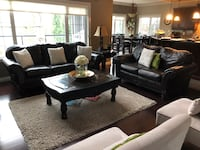 Sofa set with matching tables  Edmonton, T6R 0H5