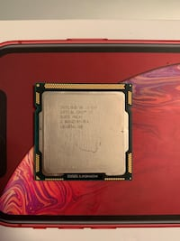 Intel Core i3-540 CPU
