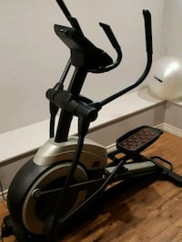 black and gray elliptical trainer Toronto, M6S 4C7