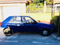 Ford - fiesta - 1997 Madrid
