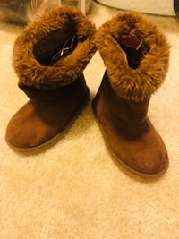 Size 6 toddler boots Rockville, 20850