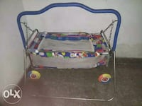 baby's blue and red palna Greater Noida, 203207