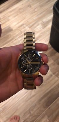New Armani exchange watch 6 km