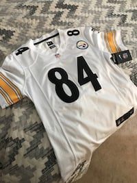 Antonio Brown NFL Womens Small Jersey  Raleigh, 27614