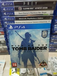 Rise Of Tomb Raider Ps4 8410 km