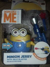 Minion JERRY with Jelly Blaster