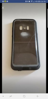 Lifeproof water Resistant case for a Galaxy s8+ Denison