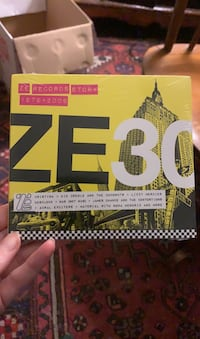CD - ZE30: ZE Records Story 1978-2009 (New) New York, 11237