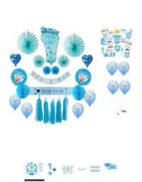 Its a boy baby shower decorations Owasso, 74055