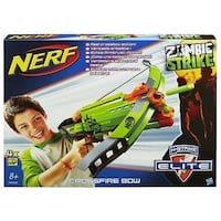 Nerf zombi Crossfire Bow / Crossbow