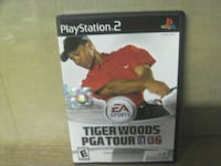 Tiger Woods Play Station 2 Game Monroe, 06468