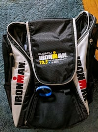 Ironman Mont Tremblant 70.3 gear bag