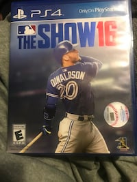 MLB The Show 16 | Playtion 4 PS4 Video Game Irving, 75062