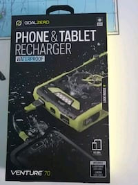 USB Power Bank — Phone and Tablet Recharger * NEVER OPENED* Mississauga, L5B 3S7