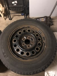 Michelin X-ICE 215/70/16 5x115 Toronto, M9M 1W1