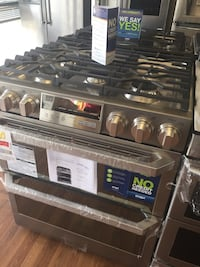New stove 0$ down 24 months without interest  Houston, 77084