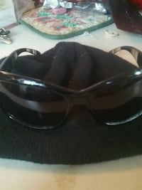 black framed sunglasses with case Tullahoma, 37388