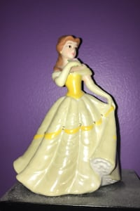 Belle Beauty and the Beast porcelain figurine Mississauga, L5M 3P9