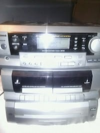 TEAC Stereo 3 CD, Radio, 2 Casette & Record Player Las Vegas, 89103